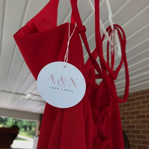 A&N Luxe Label Dresses & Skirts - A&N Luxe Label Red Gown